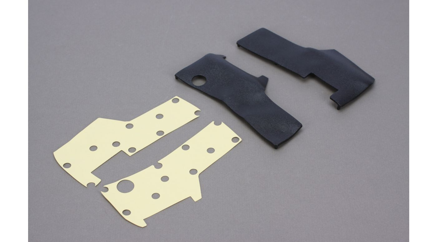 Image for Side Grips (Left/Right): DX7s, DX8 from HorizonHobby
