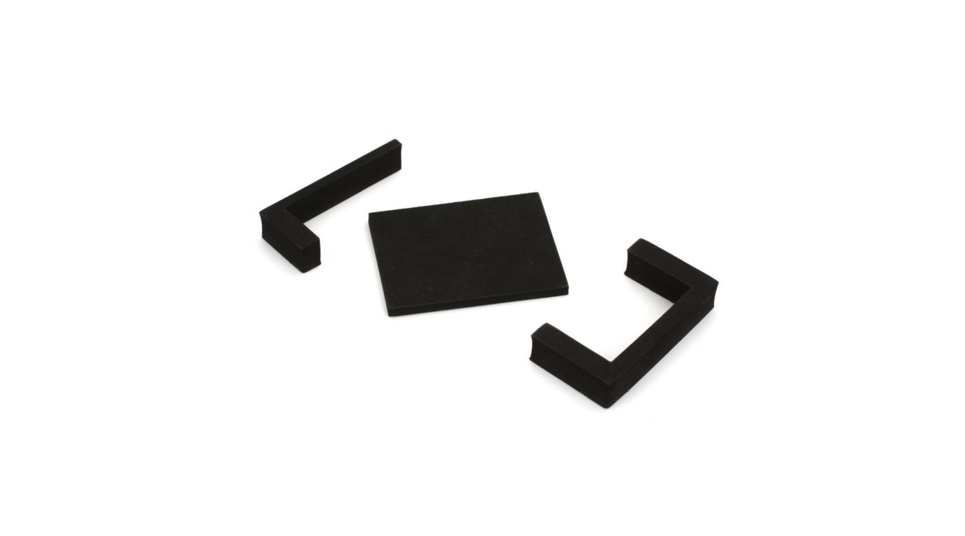 Image for Foam Battery Spacers: DX7s, DX8 from HorizonHobby