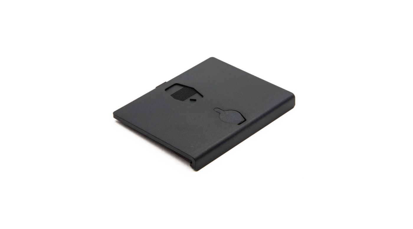 Image for Battery Door with Plug: DX6G2, DX7G2, DXe from Horizon Hobby