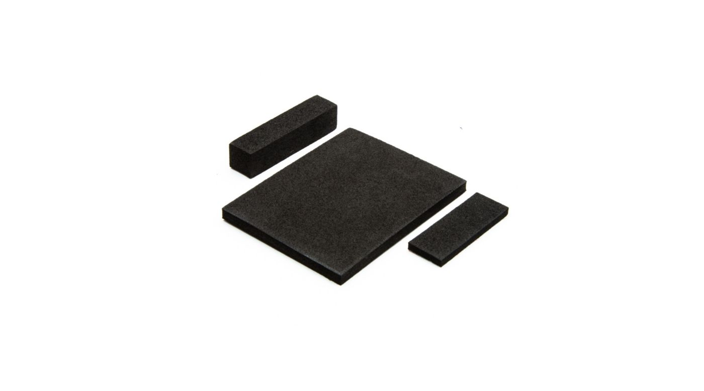 Image for Foam Battery Spacers: DX6G2, DX7G2 from HorizonHobby