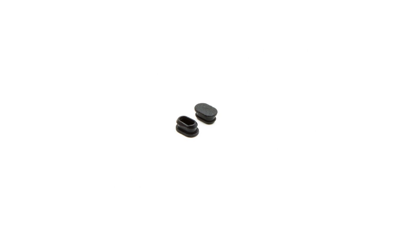 Image for Rubber Plugs (2): DX6G2, DX7G2 from Horizon Hobby