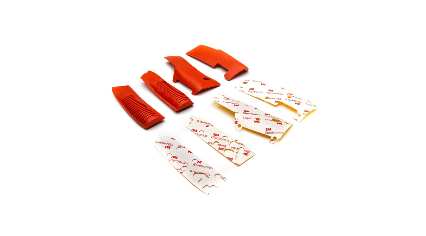 Image for Orange Grip Set with Tape: DX9 from HorizonHobby