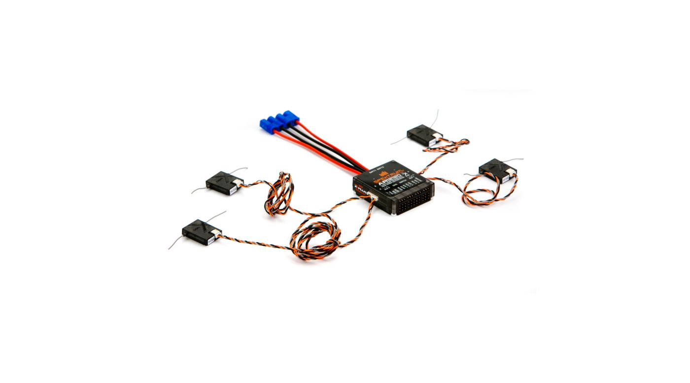 Image for AR12120 12-Channel DSMX X-Plus PowerSafe Receiver from HorizonHobby