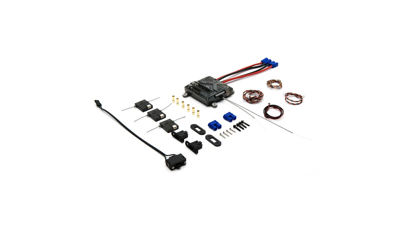 Image for RECALLED - AR20300T 20-Channel PowerSafe Telemetry Receiver from HorizonHobby