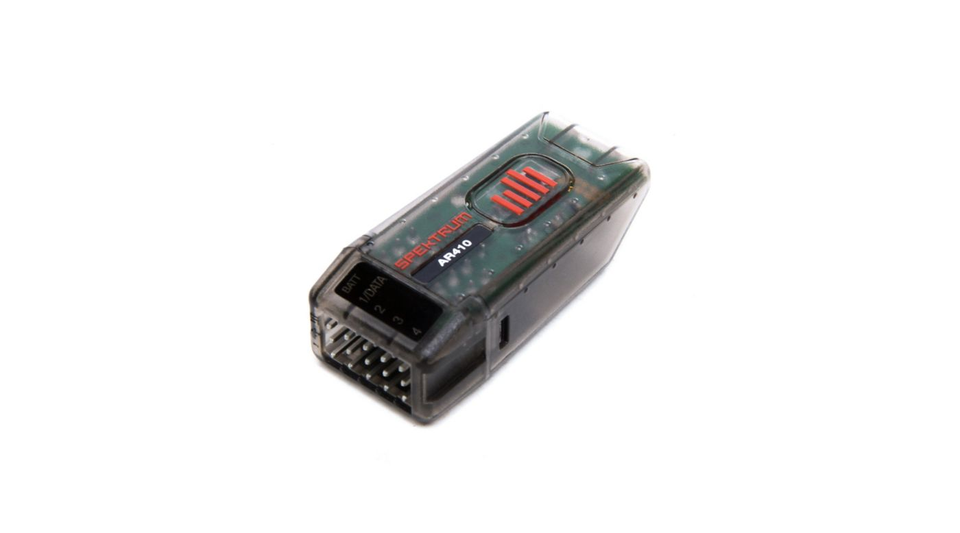 Image for AR410 DSMX 4-Channel Sport Receiver from HorizonHobby
