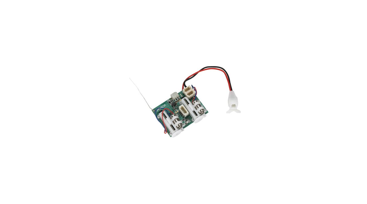 Image for AR6400 DSM2 6-Channel Ultra Micro Receiver/ESC from HorizonHobby