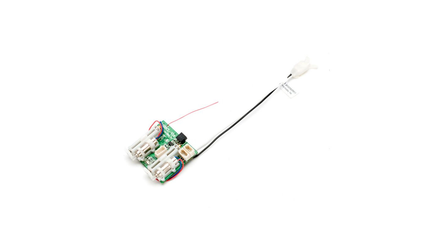 Image for AR6410L DSMX 6-Channel Ultra Micro Receiver with ESC from HorizonHobby