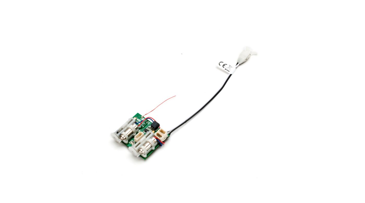 Image for AR6410 DSMX 6-Channel Ultra Micro Receiver with ESC from HorizonHobby