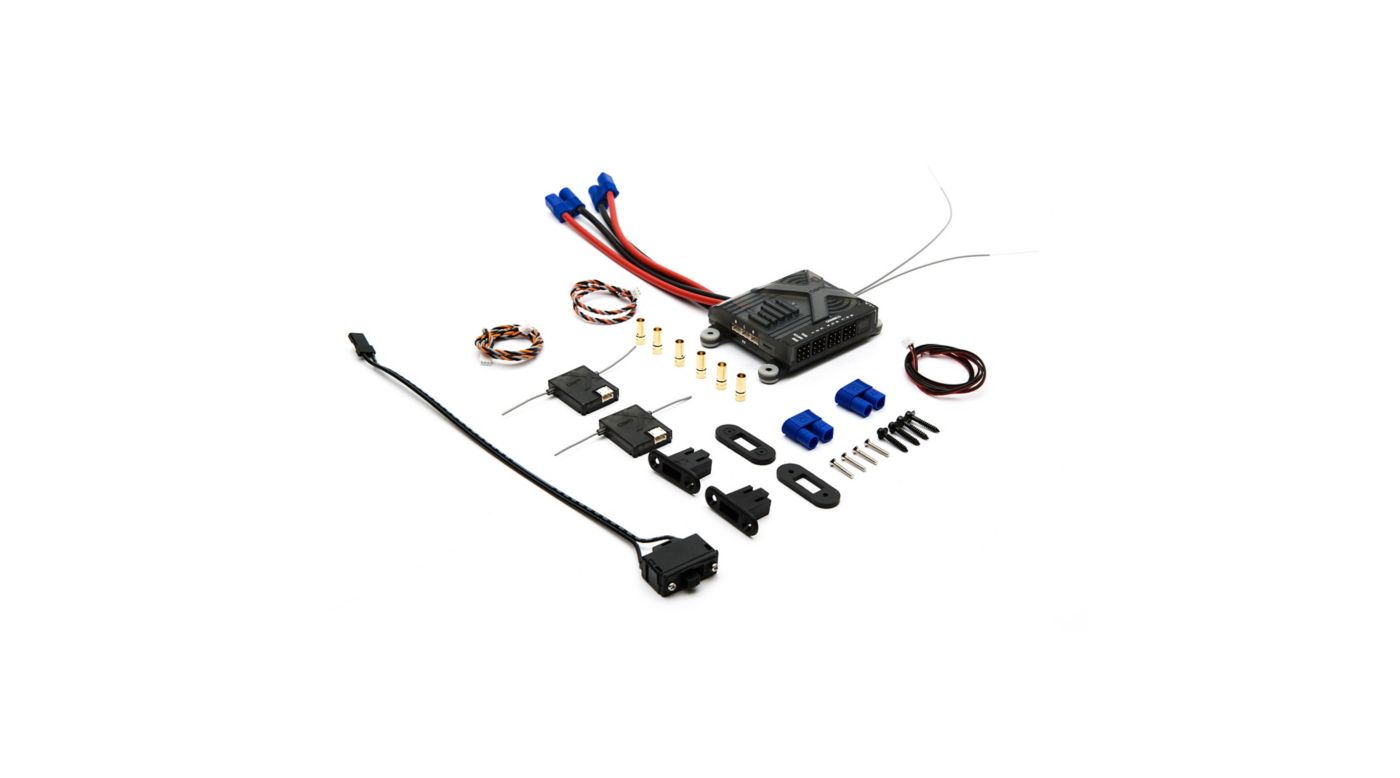 Image for AR9140T 9-Channel PowerSafe Integrated Telemetry Receiver from Horizon Hobby