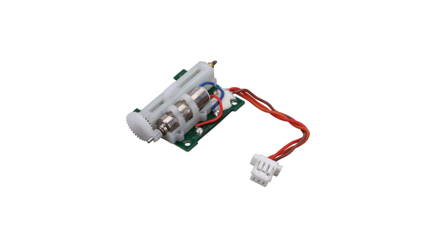 Image for S2000 Ultra-Micro Analog 1.9g Linear Long Throw Aircraft Servo from HorizonHobby