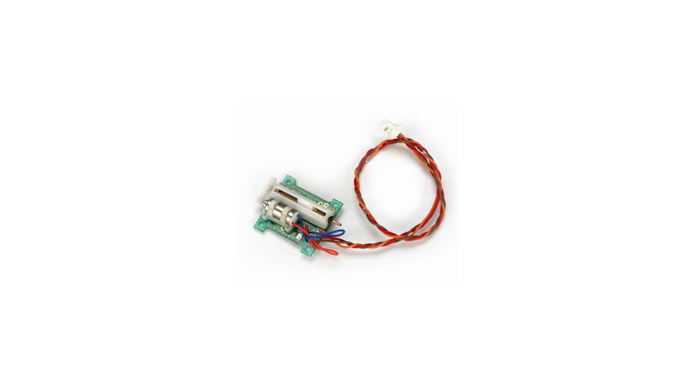 Image for 1.7-Gram Linear Long Throw Servo from HorizonHobby
