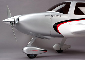 Independent Nose Wheel Gyro Control