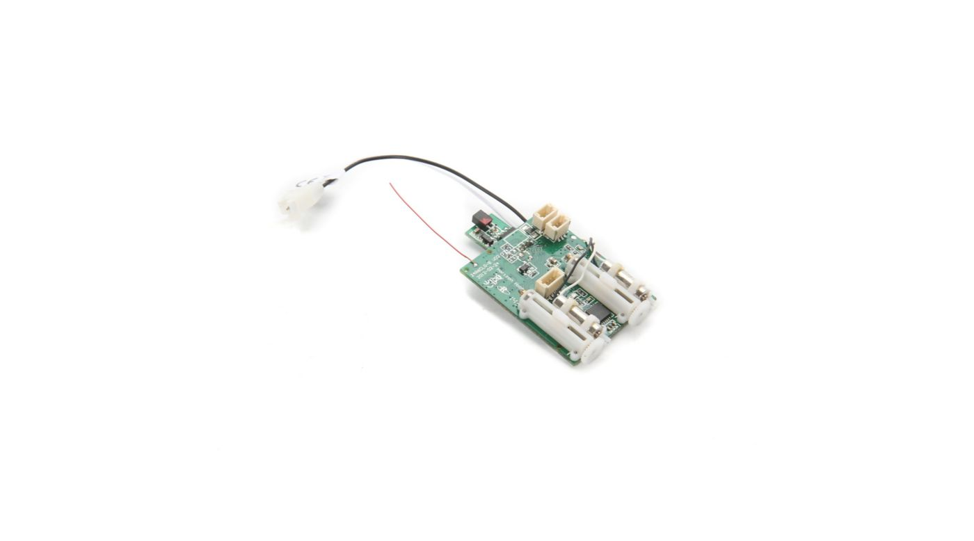 Image for AS5430L DSMX 5-CH AS3X Receiver with Brake: UMX Radian from HorizonHobby