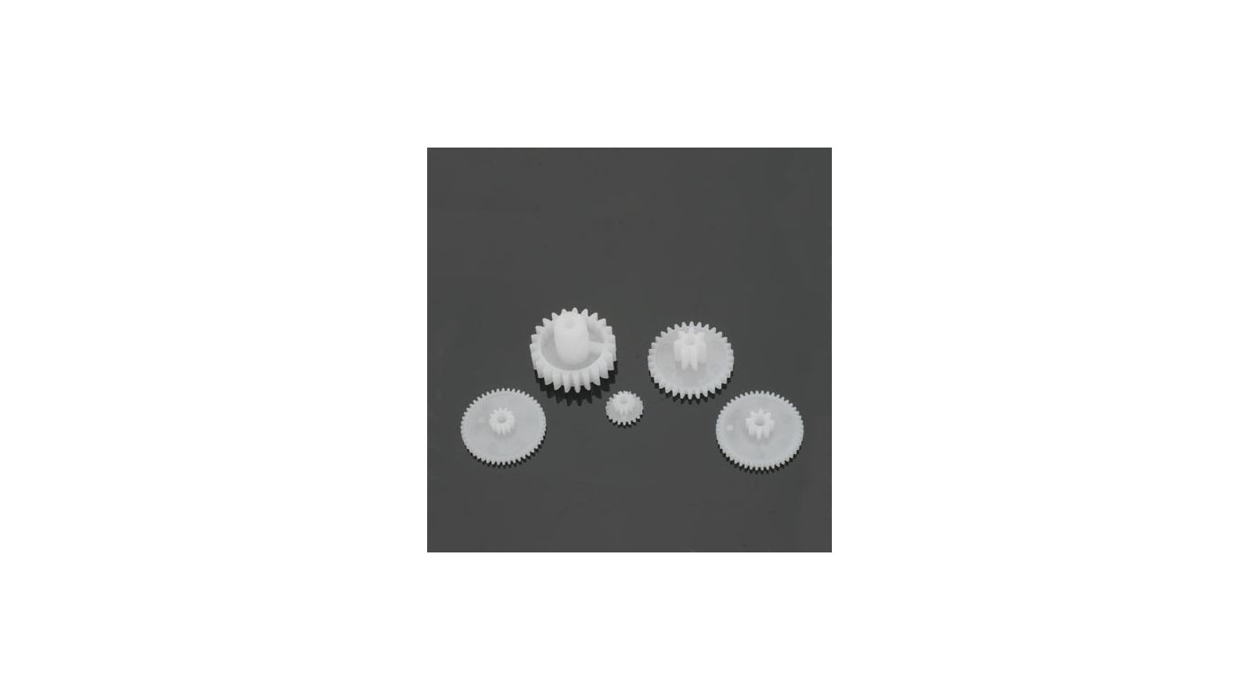 Image for Gear Set DSP75 from HorizonHobby