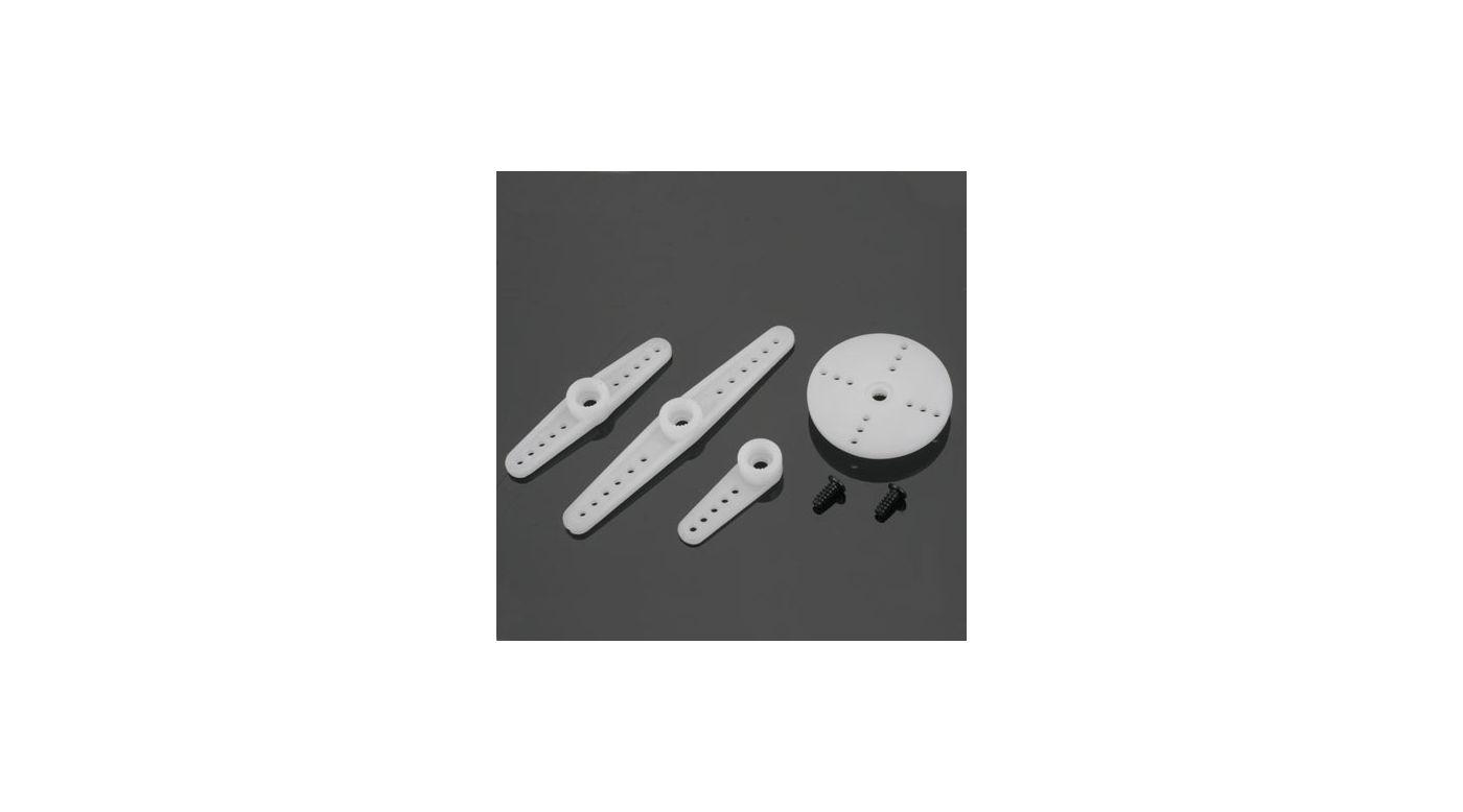 Image for Standard Arm Set w/Screws, Fine Spline DSP75 from HorizonHobby