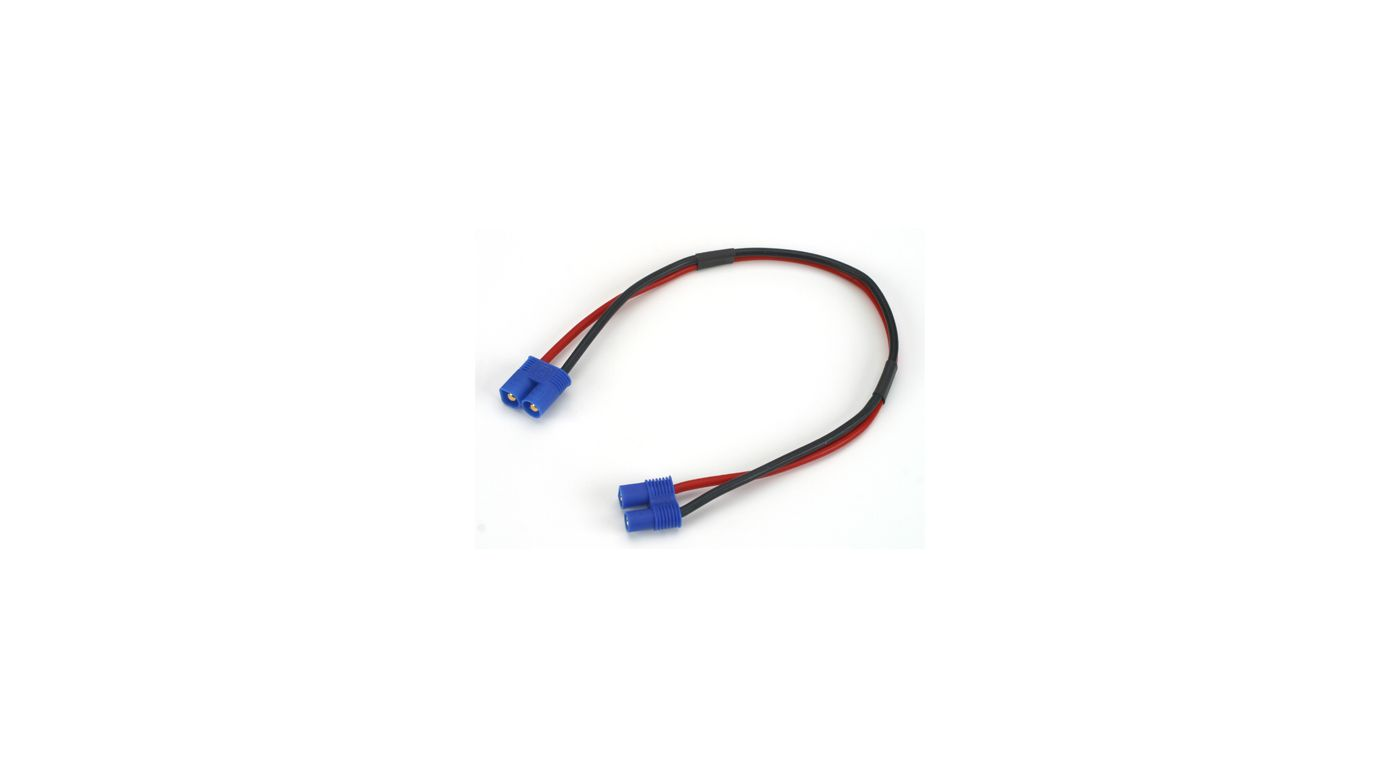 Image for 12-inch EC3 Extension with 16AWG from HorizonHobby