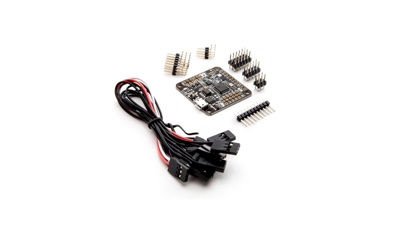 Image for FC32 Rev 6 Flight Controller with Spektrum RX Connector from HorizonHobby