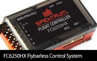 Spektrum FC6250HX Flybarless Control System