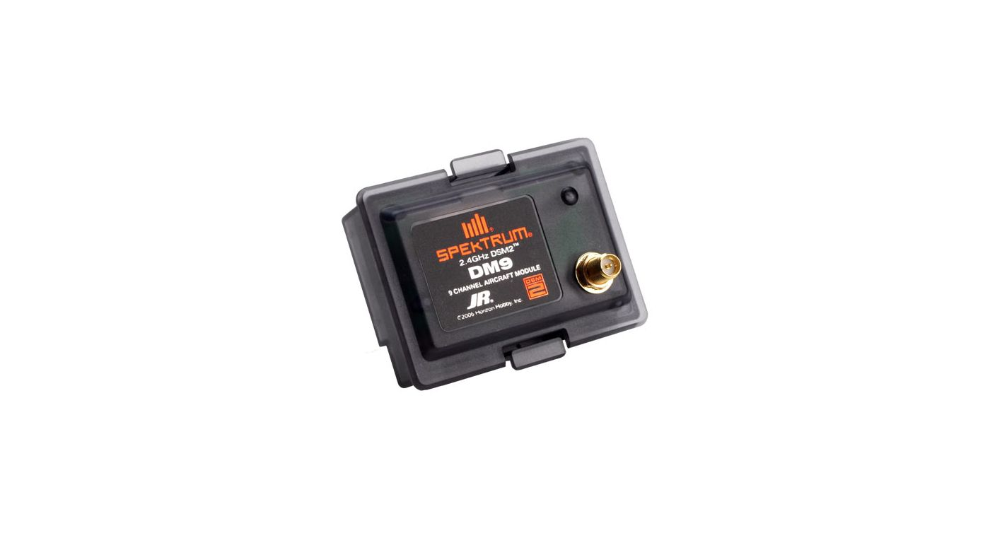Image for DSM2 Air Module with AR9000 JR-Compatible from HorizonHobby