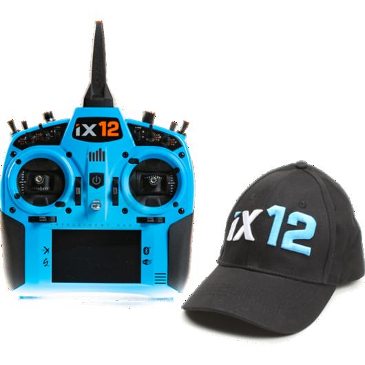 Spektrum iX12 - Light Blue