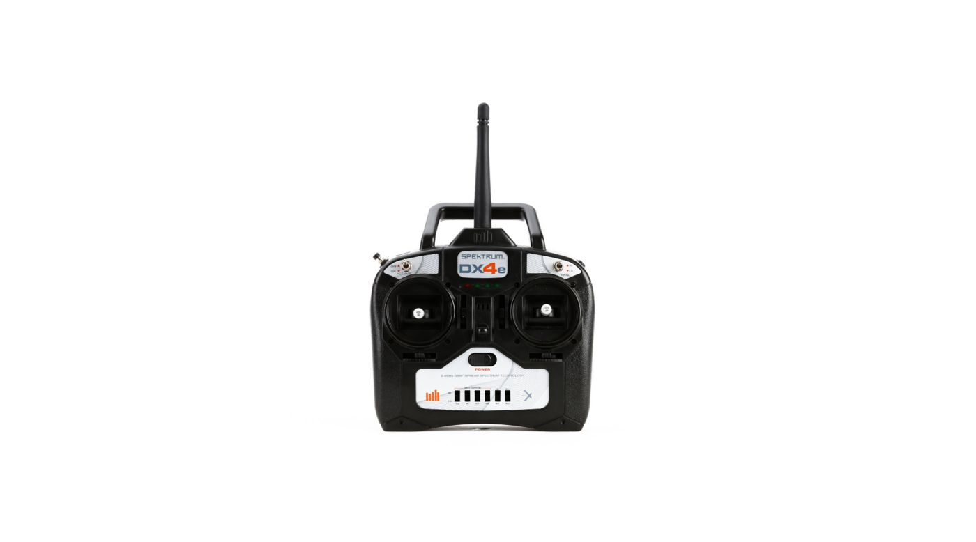 Image for DX4e 4-Channel DSMX® Transmitter Only, Mode 2/4 from HorizonHobby