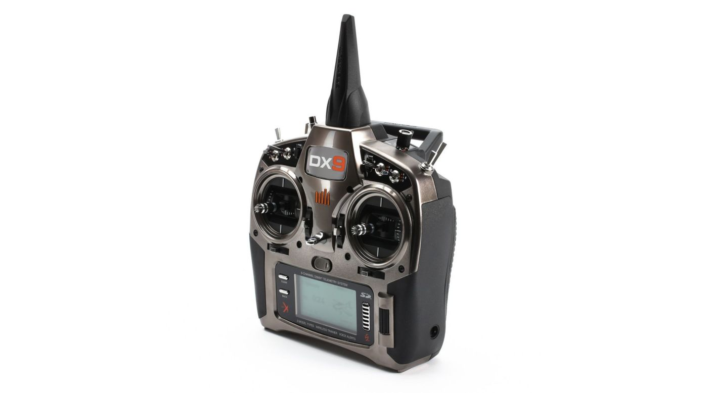 Image for DX9 9-Channel DSMX®Transmitter Only from HorizonHobby