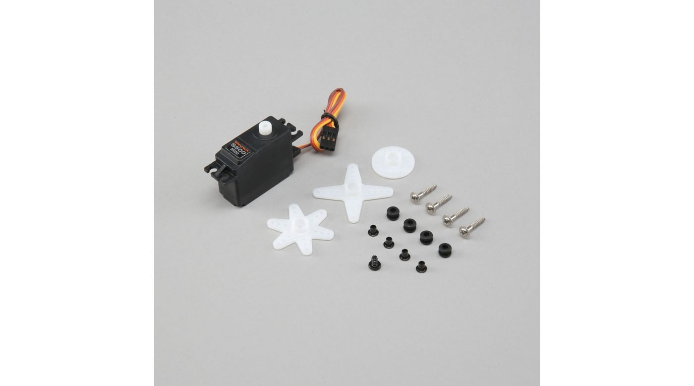 Image for 500WP Digital Servo: Mini 8, 8T from Horizon Hobby