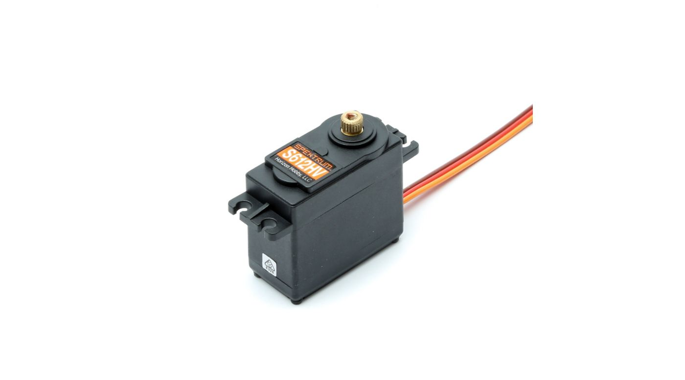 Image for S612HV Digital HV 12KG Waterproof Metal Gear Servo from Horizon Hobby