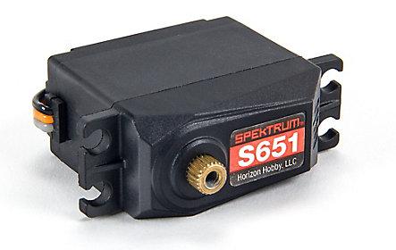 Spektrum SPMS651 Metal-Geared Digital Servo