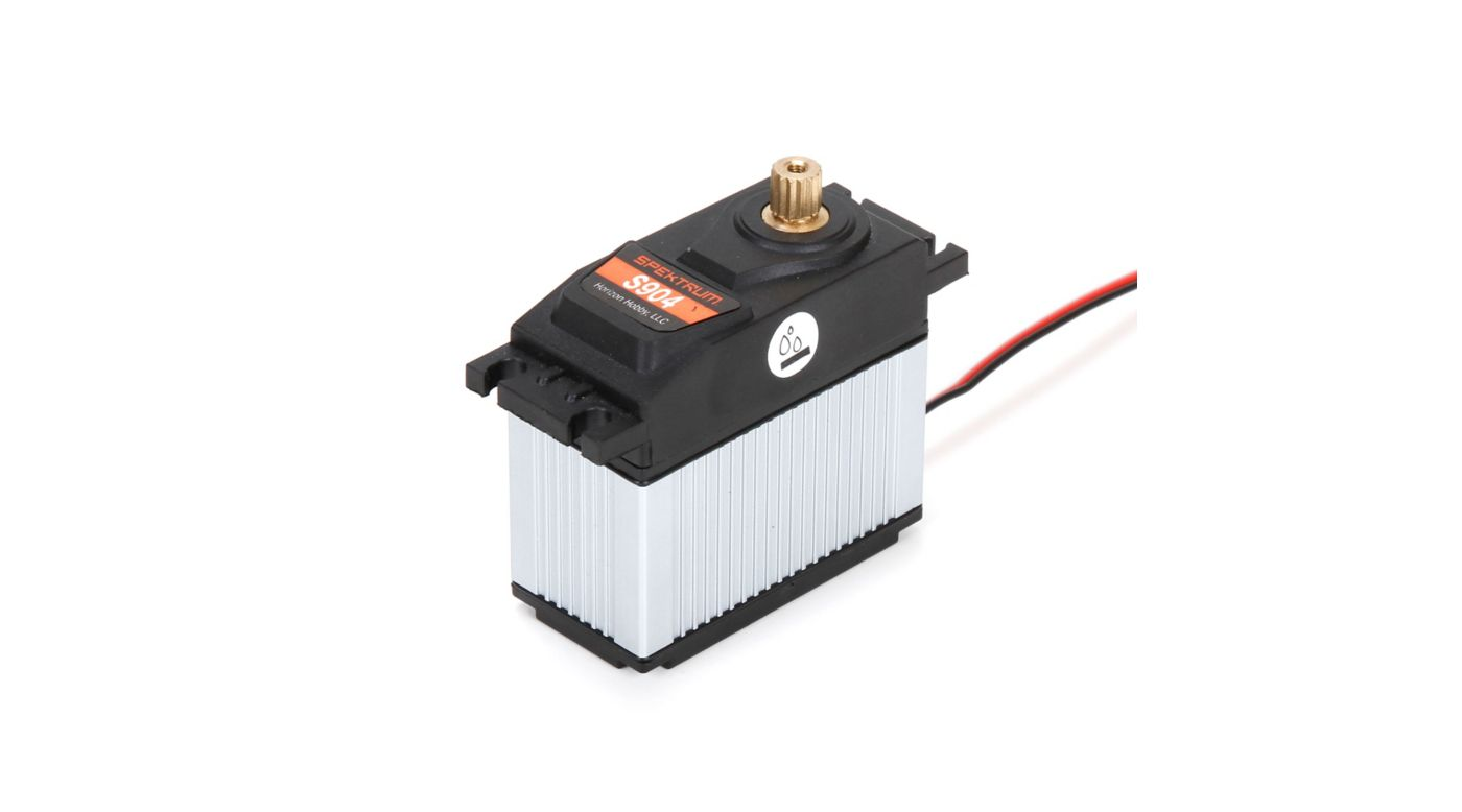 Image for S904 1/6 Scale Waterproof Digital Servo from HorizonHobby