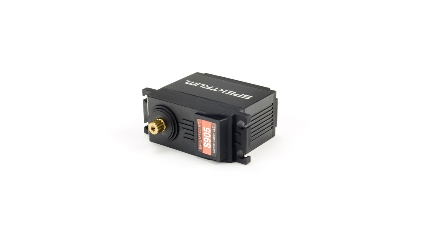 Image for S905 Large Scale 40KG Waterproof Metal Gear Surface Servo, 15T from HorizonHobby