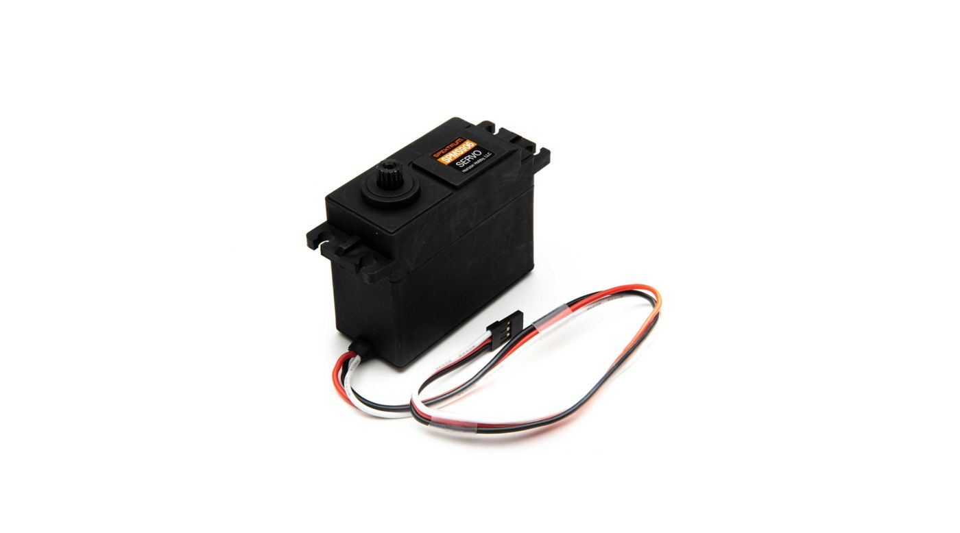 Image for S906 1/5 Scale Waterproof Surface Servo: DBXL-E from HorizonHobby
