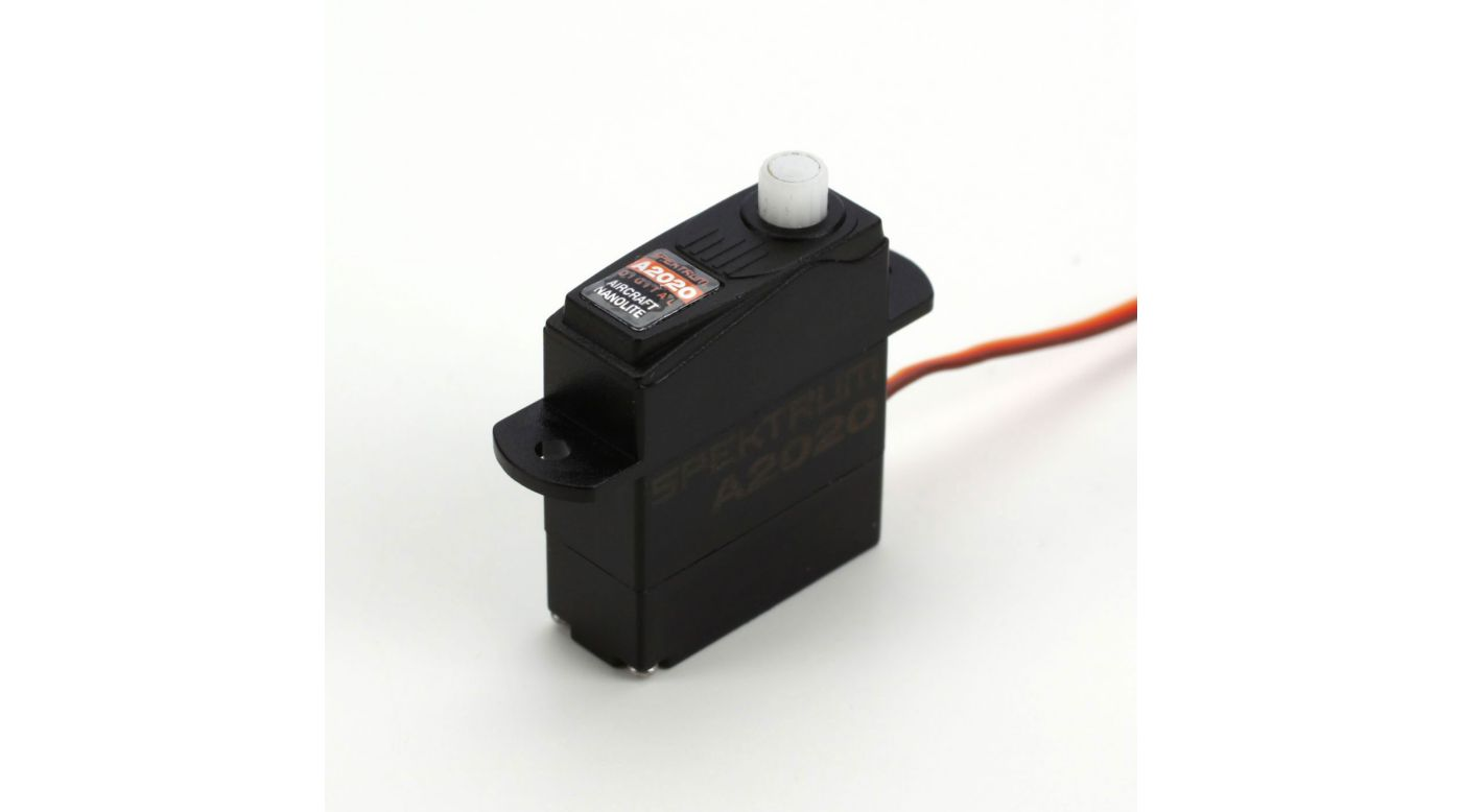 Image for A2020 Thin Digital Nanolite Aircraft Wing Servo from HorizonHobby