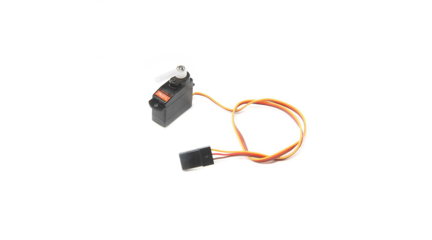 Image for 3.7g Sub-Micro Analog Air Servo Long Lead from HorizonHobby