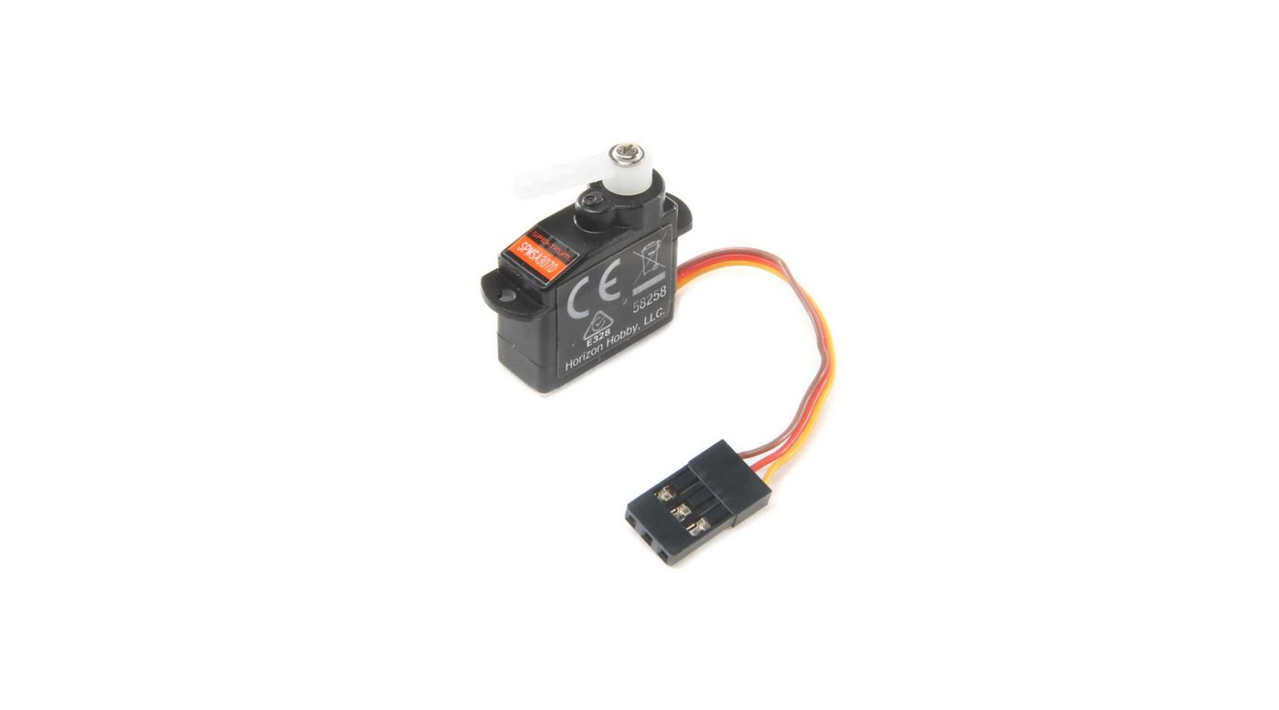 Grafik für 3.7g Sub-Micro Analog Air Servo in Horizon Hobby