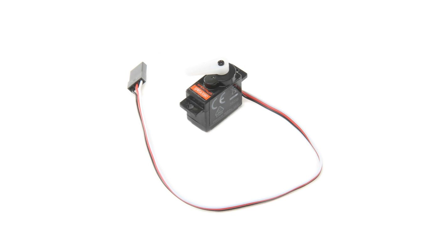 Image for 5g Sub-Micro Analog Air Servo from Horizon Hobby