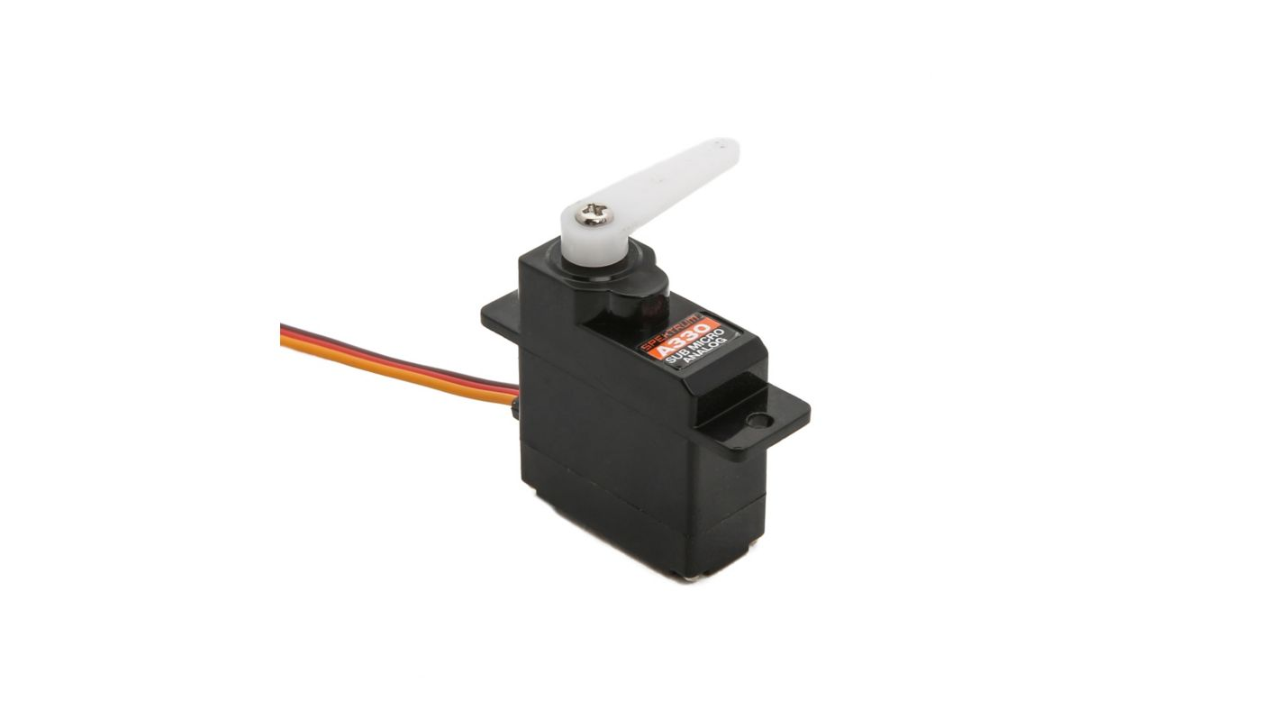 Image for A330 Analog 9g Aircraft Servo from HorizonHobby