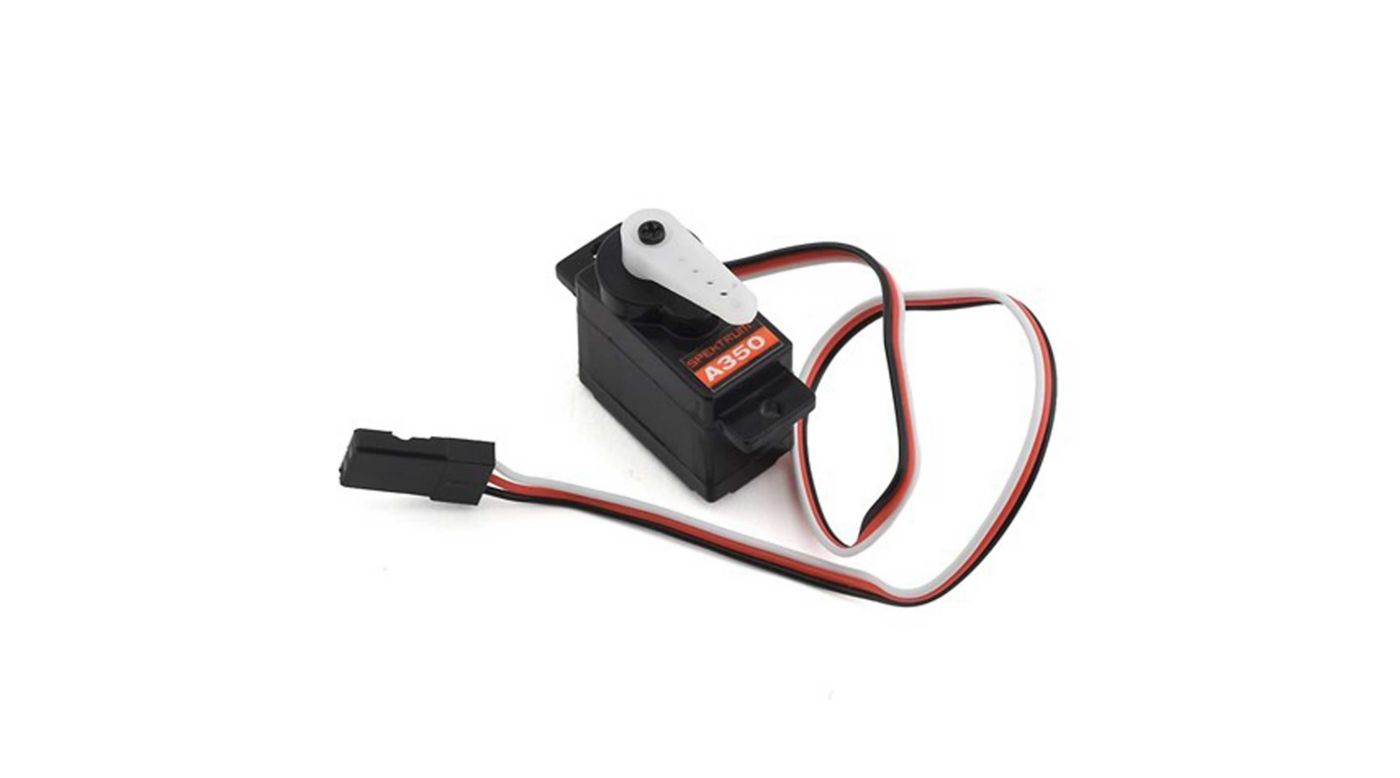 Image for 5g Sub-Micro Analog Air Servo from HorizonHobby