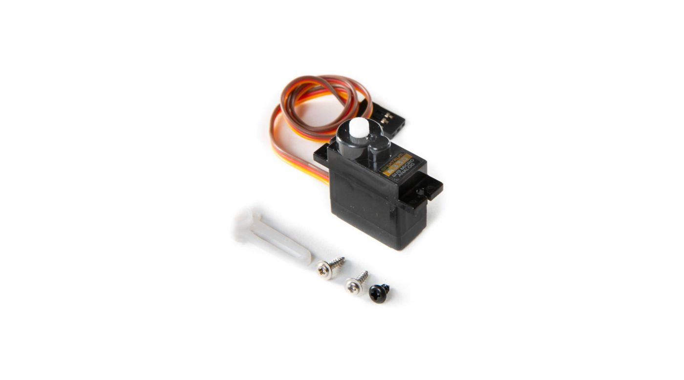 Image for A354 Sub-Micro Analog 9g Nose Wheel Steering Servo from HorizonHobby