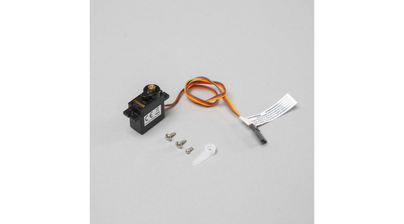 Image for A370 Digital 9g Metal Gear Aircraft Servo from Horizon Hobby