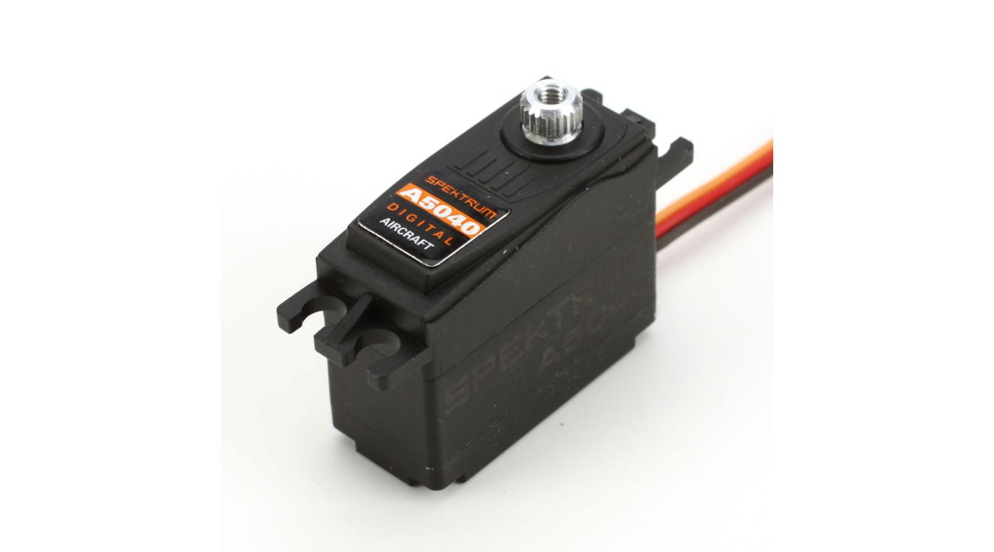 Image for A5040 Mini Digital Metal Gear Aircraft Servo from HorizonHobby