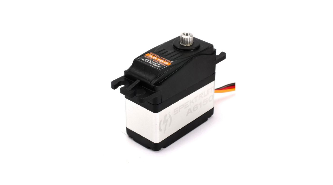 Image for A6150 HV High Torque Metal Gear Servo from HorizonHobby