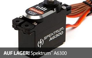 Spektrum A6300 Servo