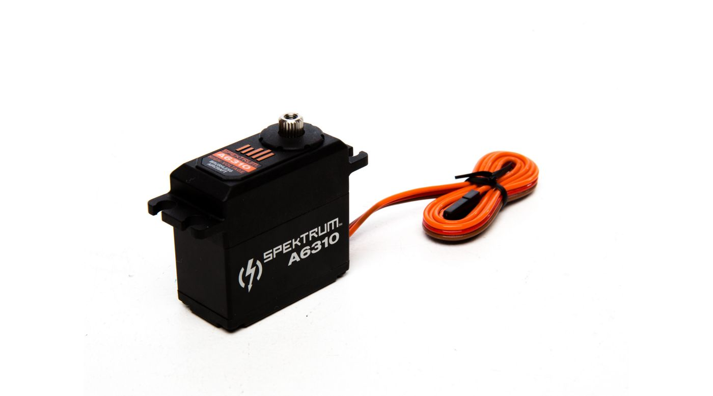Image for A6310 Standard Digital HV High Torque Brushless Metal Gear Aircraft Servo from Horizon Hobby