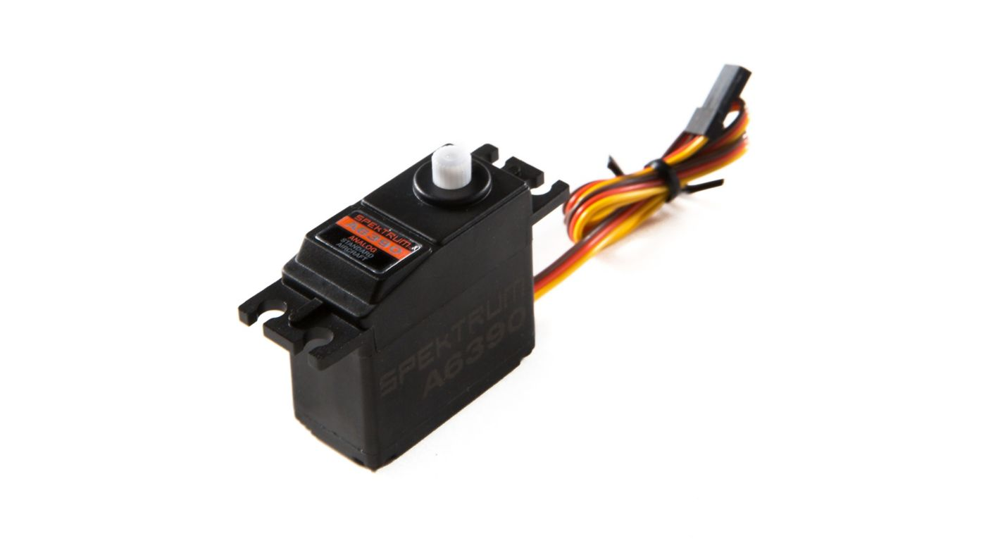 Image for A6390 Mid Torque Mid Speed Analog Standard Servo from HorizonHobby