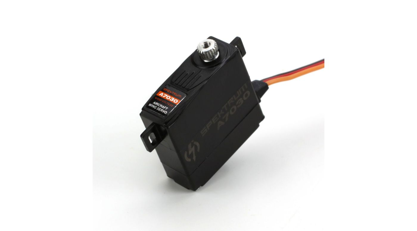 Image for A7030 HV Thin Wing Servo from HorizonHobby