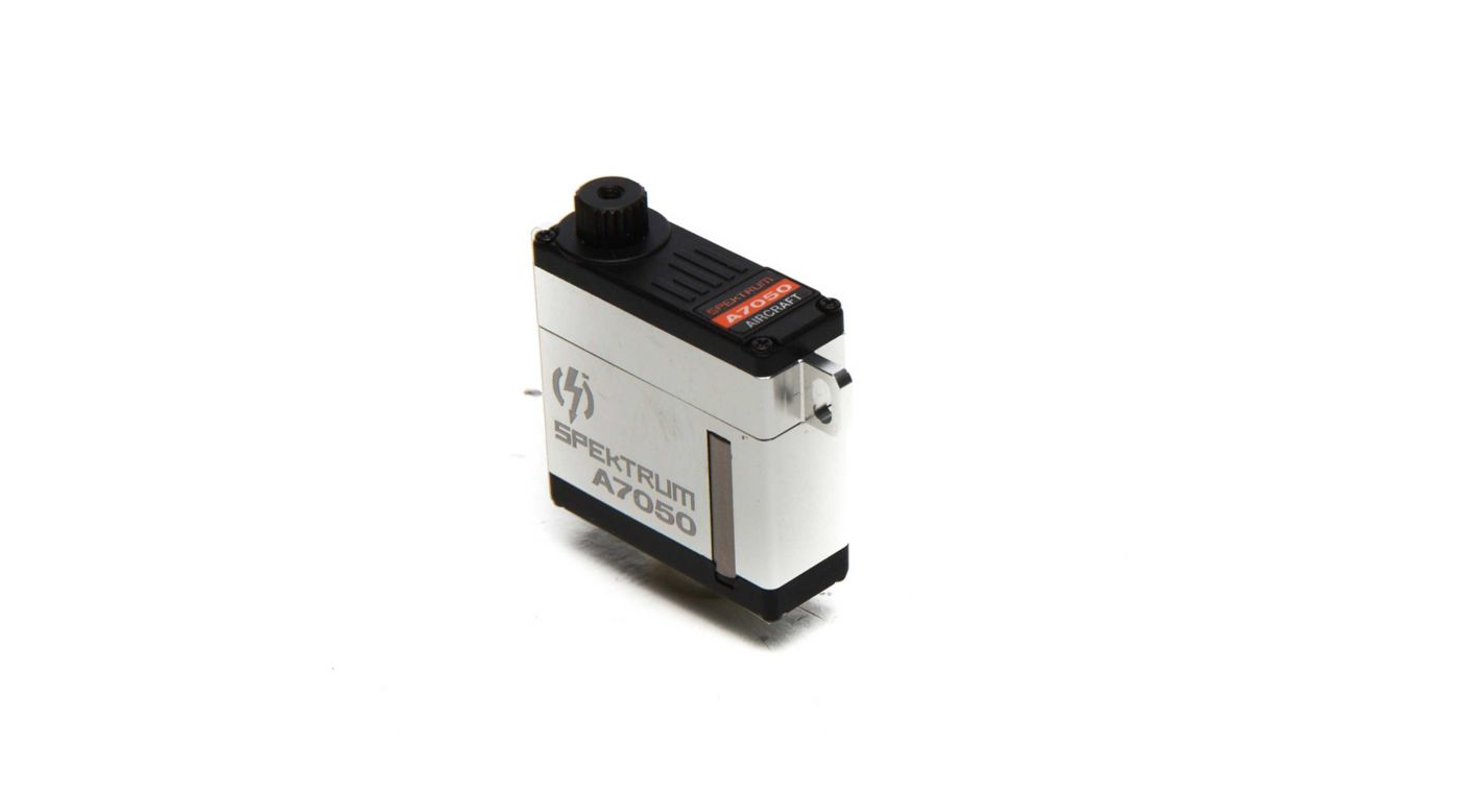 Image for A7050 HV Thin Wing High Torque MG Servo from HorizonHobby