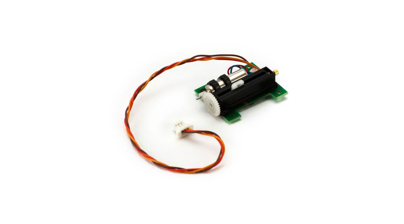 Image for H2040L Analog 2.9g Performance Linear Long Throw Heli Servo from HorizonHobby