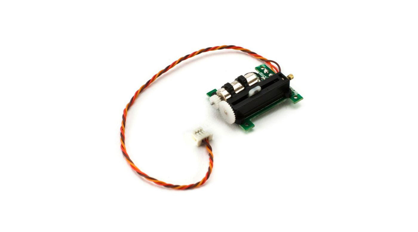 Image for 2.9-Gram Performance Linear Tail Servo from HorizonHobby