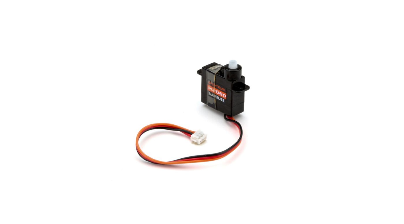 Image for Nanolite High Speed Heli Servo from HorizonHobby